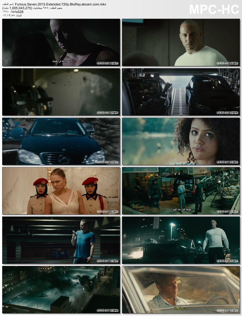 The Fast and the Furious,The Fast and the Furious collection,The Fast and the Furious 1-7,The Fast and the Furious 2001,2Fast 2 Furious,السرعة و الغضب,The Fast and the Furious: Tokyo Drift,Fast & Furious 2009,Fast Five,Furious 6,Fast and Furious 7