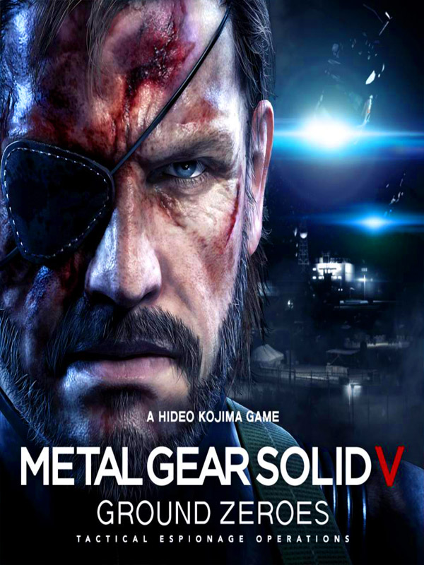 لعبة Metal Gear Solid V Ground Zeroes