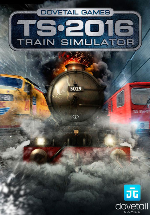 لعبة Train Simulator 2016 Steam Edition