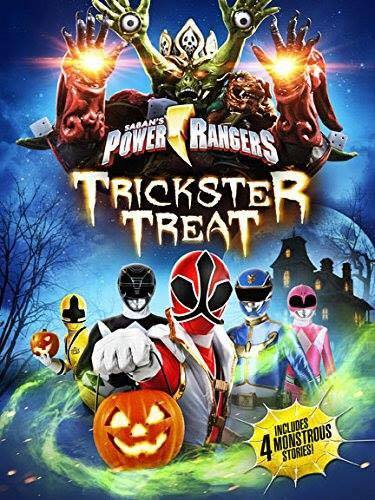فيلم Power Rangers: Trickster Treat 2015 مترجم