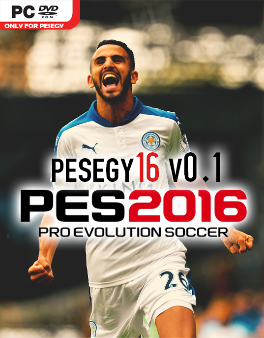 باتش PesEgy16 Patch V0.1