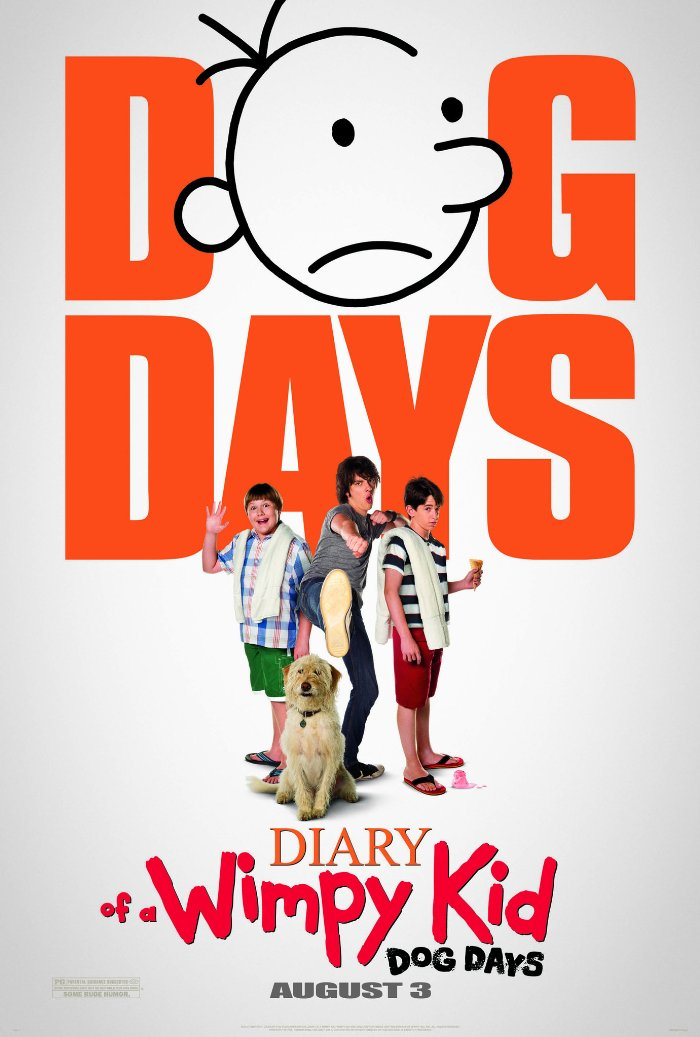 فيلم Diary of a Wimpy Kid: Dog Days 2012 مترجم
