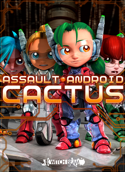 لعبة Assault Android Cactus