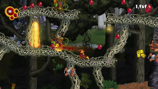 TY the Tasmanian Tiger 4,المغامرات