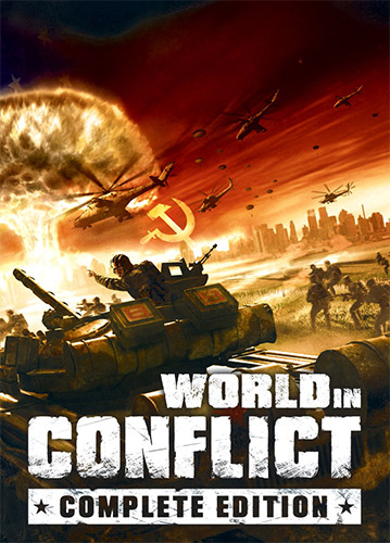 لعبة World in Conflict: Complete Edition ريباك