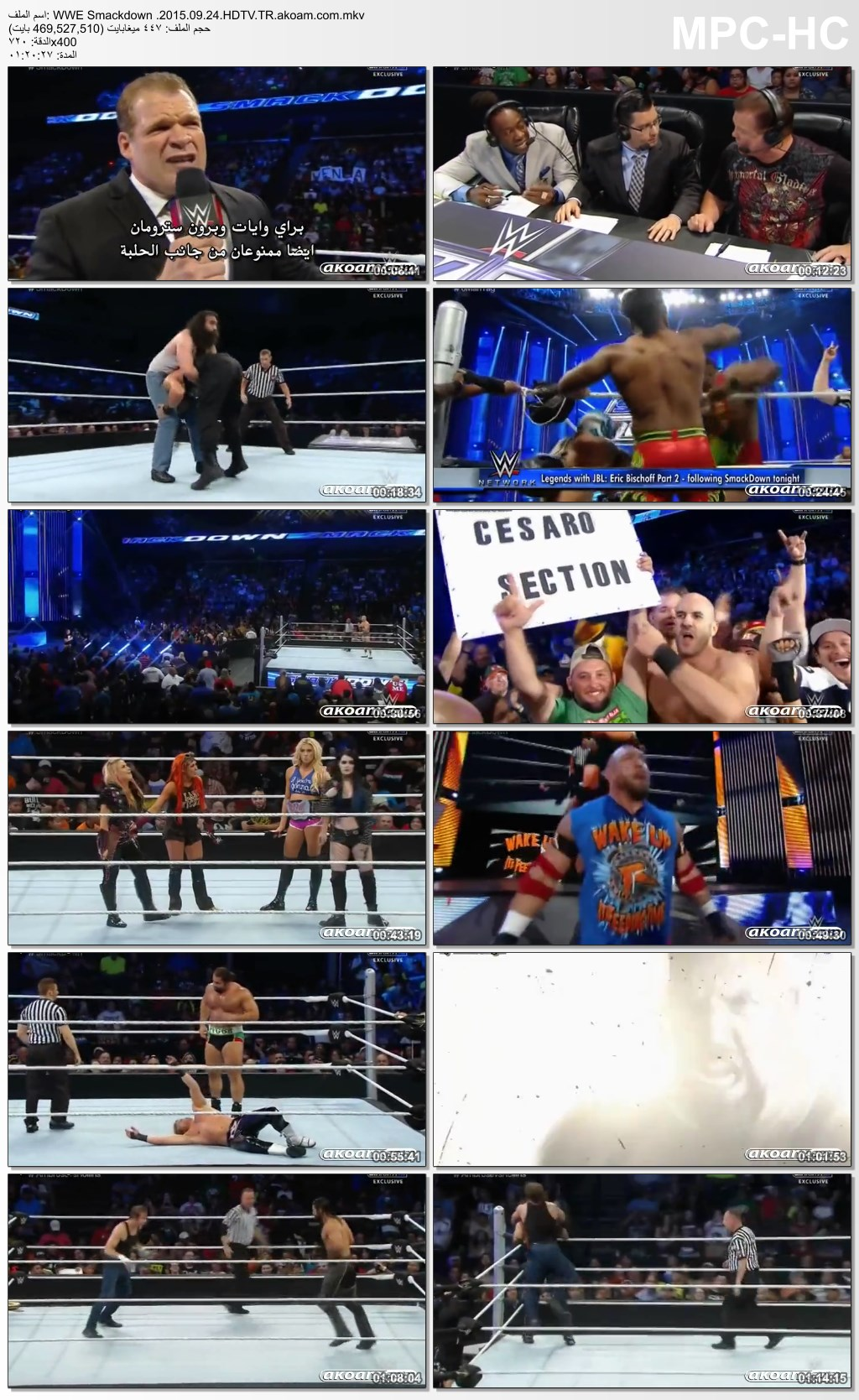 Smackdown,WWE