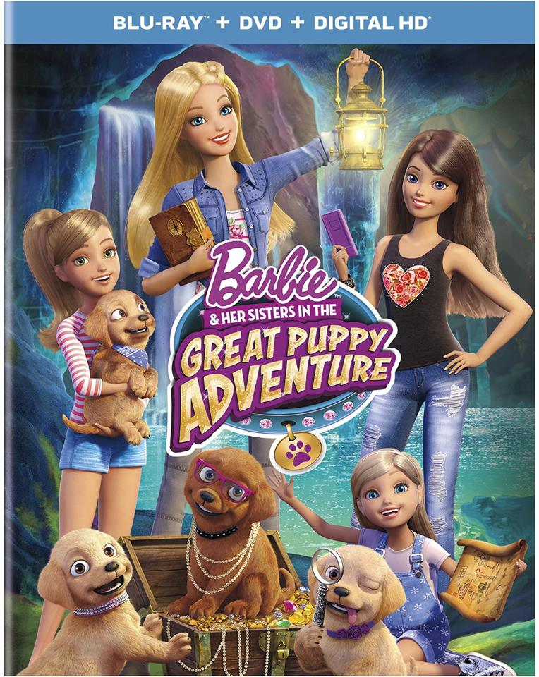 فيلم Barbie And Her Sisters in the Great Puppy Adventure 2015 مترجم
