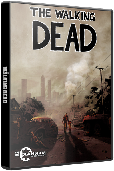 لعبة The Walking Dead ريباك