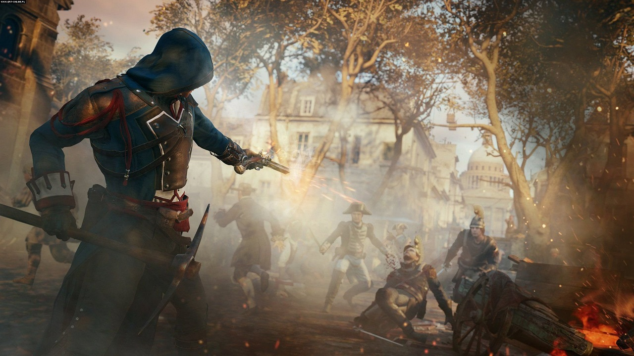 Assassin's Creed Unity,Assassins Creed Unity,Assassins,الاكشن,الاثارة,أساسنز كريد