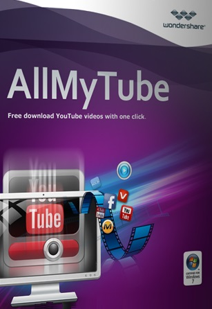 برنامج Wondershare AllMyTube 4.7.0.1