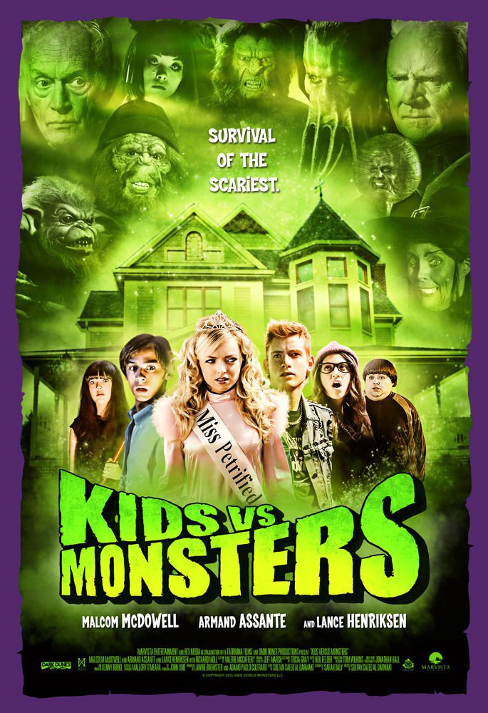 فيلم Kids vs Monsters 2015 مترجم