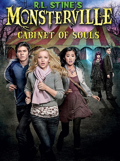 فيلم R.L. Stine's Monsterville: The Cabinet of Souls 2015 مترجم
