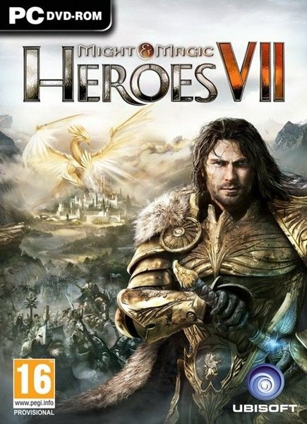 لعبة Might and Magic Heroes VII: Deluxe Edition ريباك