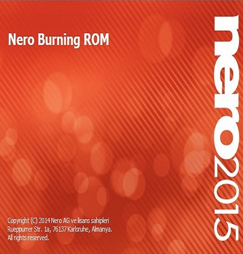 برنامج Nero Burning ROM 2016 17.0.5000