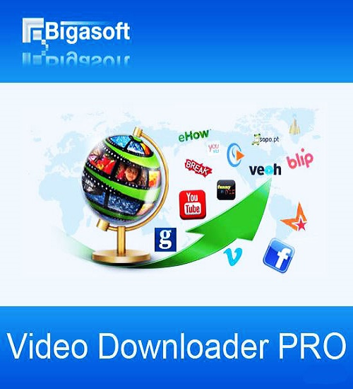 برنامج Bigasoft Video Downloader PRO v3.9.9.5750 Multilingual