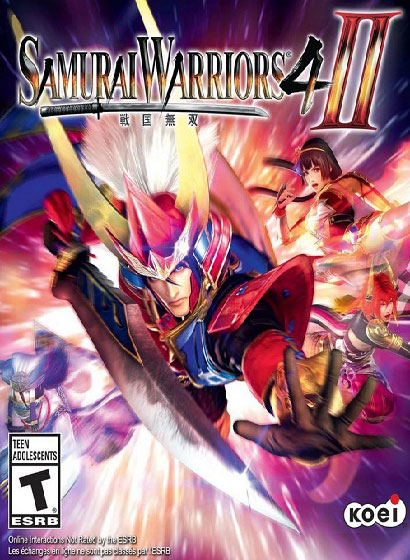 لعبة SAMURAI WARRIORS 4-II ريباك