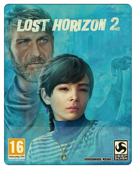 لعبة Lost Horizon 2 بكراك Reloaded