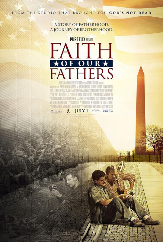 فيلم Faith of Our Fathers 2015 مترجم