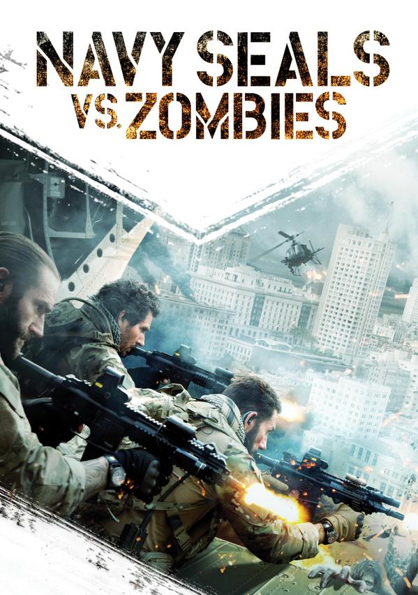 فيلم Navy Seals vs Zombies 2015 مترجم