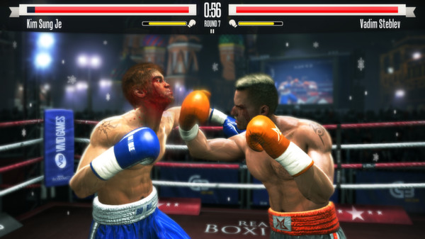 لعبة Real Boxing ريباك