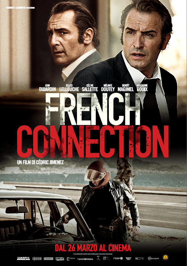 فيلم The Connection 2014  مترجم