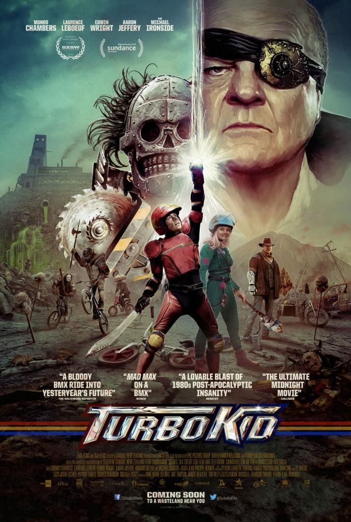فيلم Turbo Kid 2015 مترجم