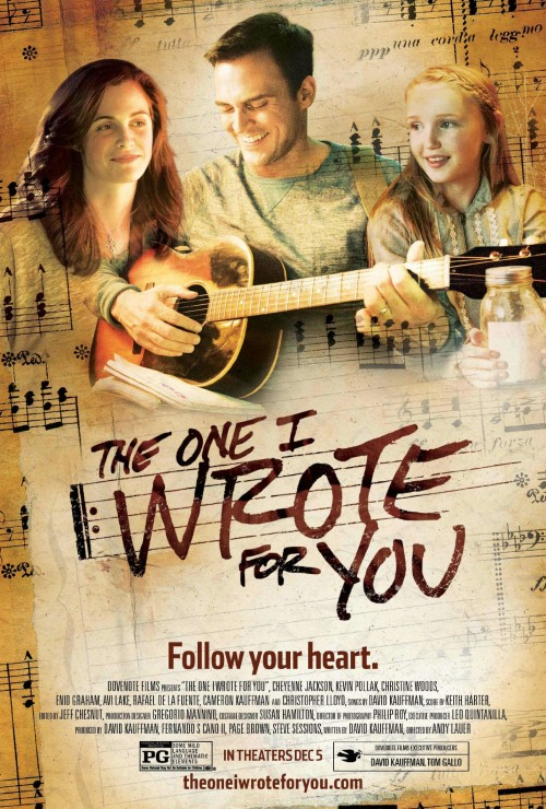فيلم The One I Wrote For You 2014 مترجم