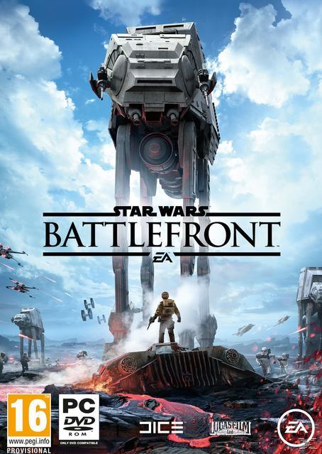 لعبة STAR WARS Battlefront Beta بكراك 3DM
