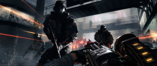 Order,Wolfenstein,Mechanics,games,rapck,action,fps,العاب,اكشن,حروب,قتال,war