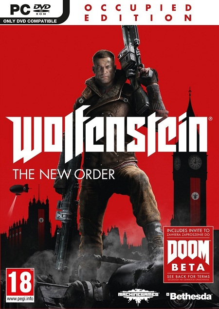 لعبة Wolfenstein: The New Order ريباك