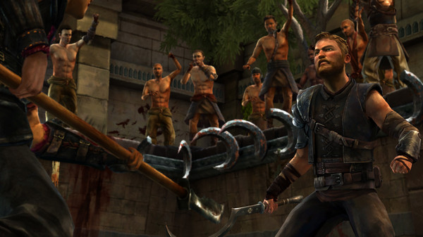 Game,Thrones,Telltale,Games,Series,ريباك,adventure,مغامرة,العاب,repack,Mechanics