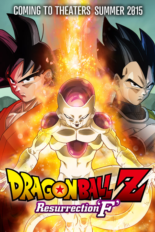 فيلم Dragon Ball Z: Resurrection F 2015 مترجم