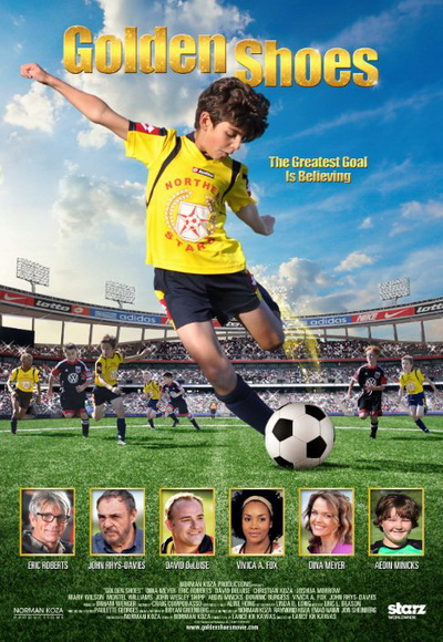 فيلم Golden Shoes 2015 مترجم