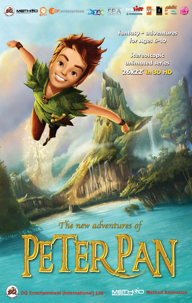 فيلم The New Adventures Of Peter Pan 2015 مترجم