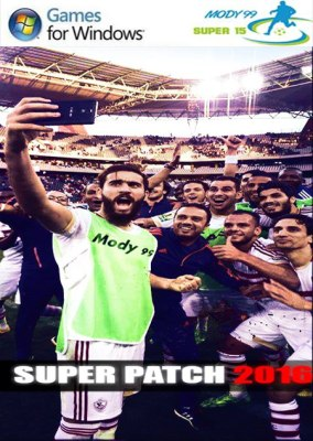 باتش PES 2016 Super Patch 0.3 By MODY 99