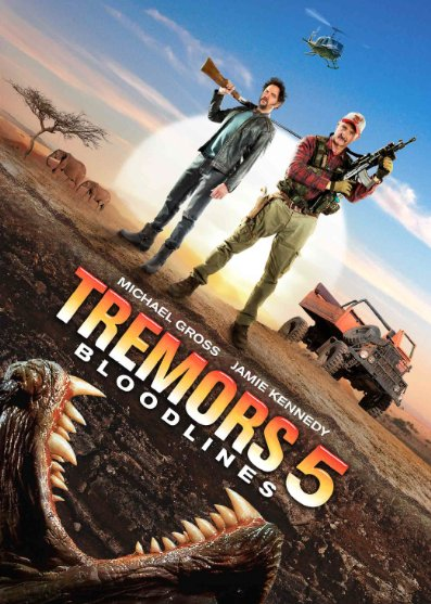 فيلم Tremors 5: Bloodlines 2015 مترجم