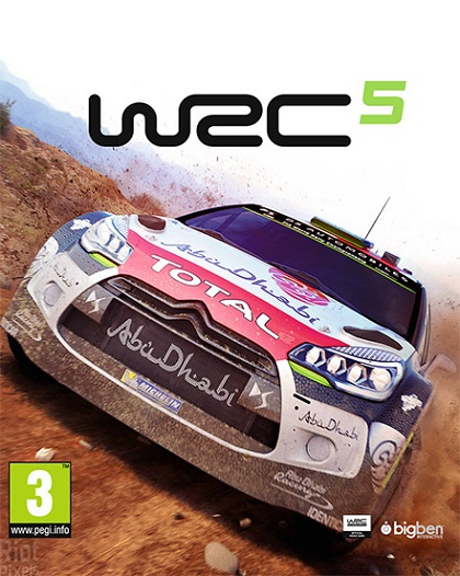 لعبة WRC 5 FIA World Rally Championship ريباك