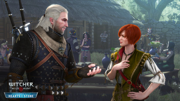 Witcher,Wild,Hunt,Hearts,Stone,rpg,games,action,العاب,اكشن,اضافة,dlc