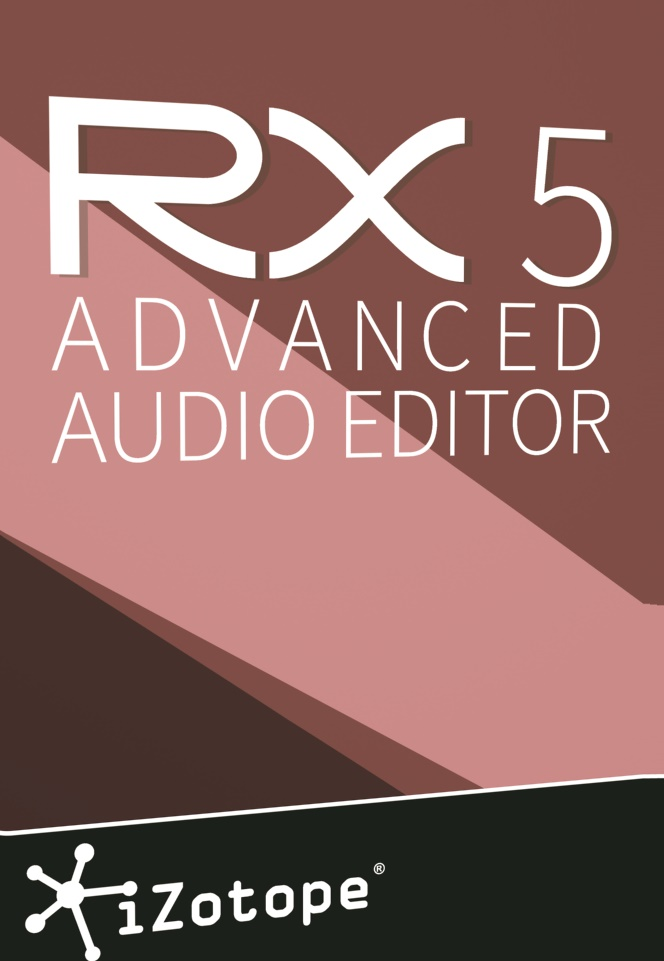 برنامج iZotope RX 5 Audio Editor Advanced 5.00.135