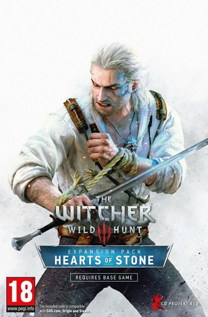 لعبة [The Witcher 3: Wild Hunt [v 1.10+ Hearts of Stone+DLCs