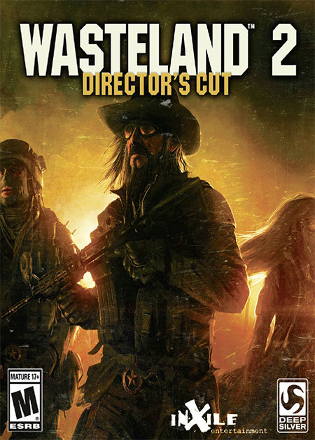 لعبة Wasteland 2: Director's Cut ريباك