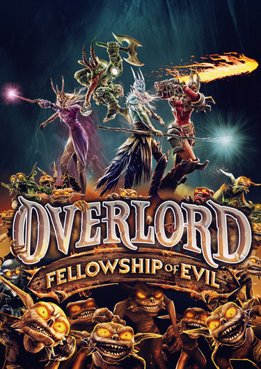 لعبة Overlord Fellowship of Evil بكراك RELOADED