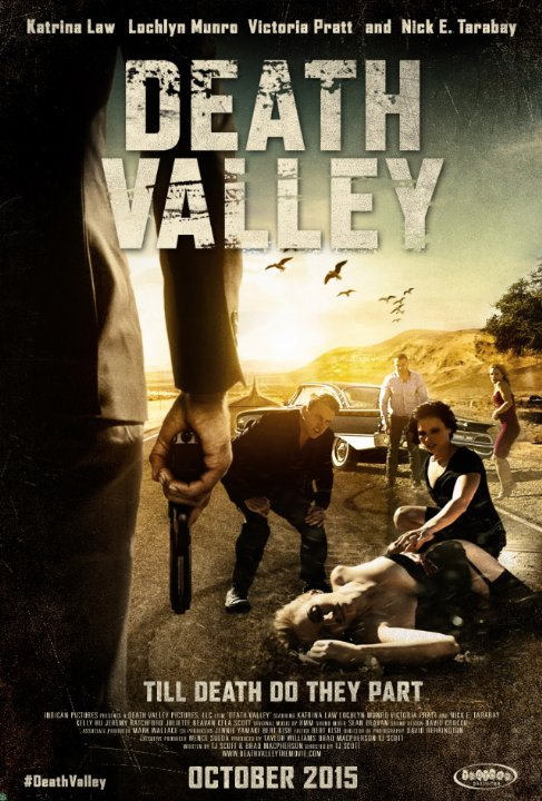 فيلم Death Valley 2015 مترجم