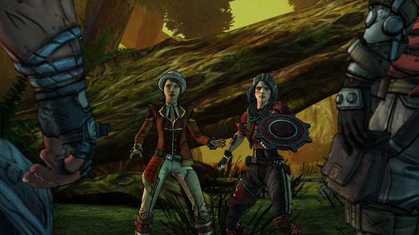 Tales,from,Borderlands,Episode,CODEX,adventure,games,العاب,مغامرة,كوديكس
