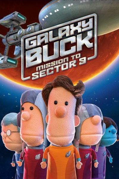 فيلم Galaxy Buck Mission to Sector 9 2015 مترجم