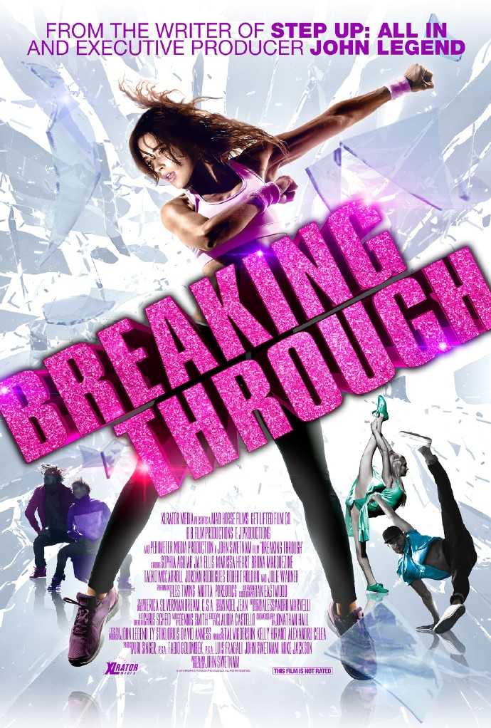 فيلم Breaking Through 2015 مترجم