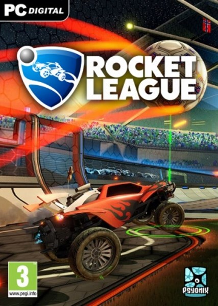 لعبة Rocket League Revenge of the Battle Cars بكراك Skidrow