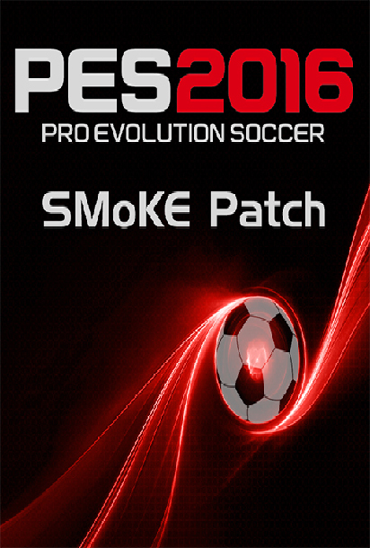 باتش PES 2016 SMoKE patch 8.0 BETA