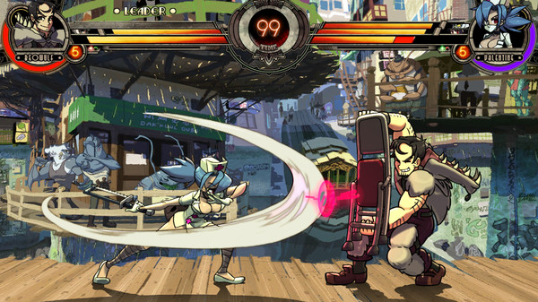 Skullgirls,3DM,FIGHTING,العاب,قتال,Action