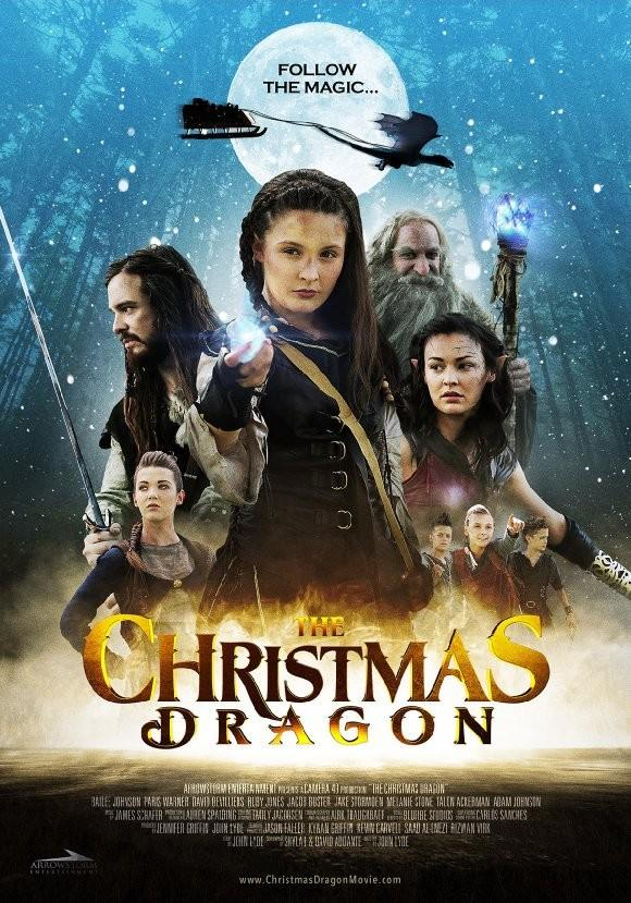 فيلم The Christmas Dragon 2014 مترجم